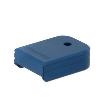UTG PRO +0 Matte Blue Aluminum Base Pad for Glock Small Frame (PUBGL01B)