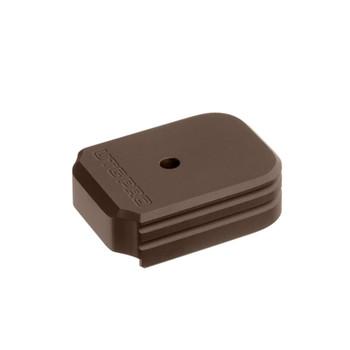 UTG PRO +0 Matte Bronze Aluminum Base Pad for SIG P320 9/40 (PUBSG01Z)