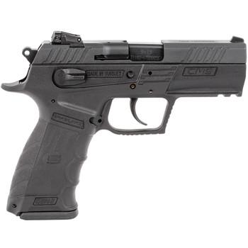 SAR USA CM9 9mm Luger 3.8in 17rd Striker Fired Pistol (CM9BL)