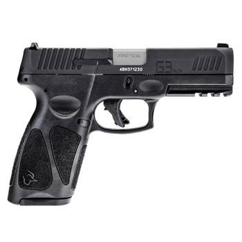 TAURUS G3 9mm Luger Full Size 4in 17rd Tenifer Matte Black Pistol (1-G3B941-17)