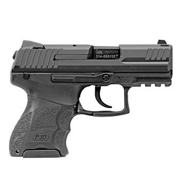 HK P30SK V3 9mm 3.27in 10rd/13rd Semi-Automatic Pistol (81000544)
