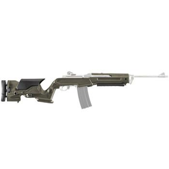 PROMAG Archangel Olive Drab Polymer Precision Stock For Mini 14/Mini 30 6.8 Ranch Rifle (AAMINI-OD)
