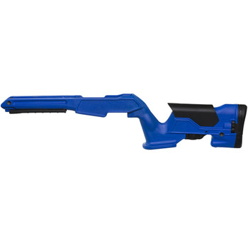 PROMAG Archangel Ruger Bullseye Blue Polymer Precision Stock For Ruger 10/22 (AAP1022-BB)