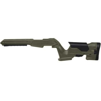 PROMAG Archangel Ruger Olive Drab Polymer Precision Stock For Ruger 10/22 (AAP1022-OD)
