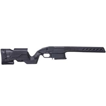 PROMAG Archangel Savage Black Polymer Precision Elite Stock For Savage Model 10/11 Short Action (AAS10)