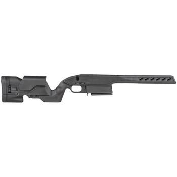 PROMAG Archangel Savage Black Polymer Precision Elite Stock For Savage 110/111 Long Action (AAS111MLA)