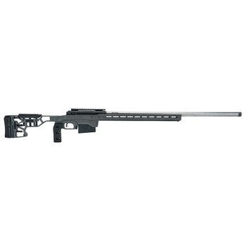SAVAGE 110 Elite Precision Left Hand 300 Win Mag 30in 5rd Grey CeraKote Stock Bolt Action Rifle (57705)