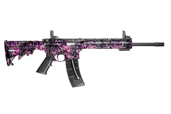 SMITH & WESSON M&P15-22 Sport 22LR 16.5in 25rd M-LOK Muddy Girl Rifle (10212)