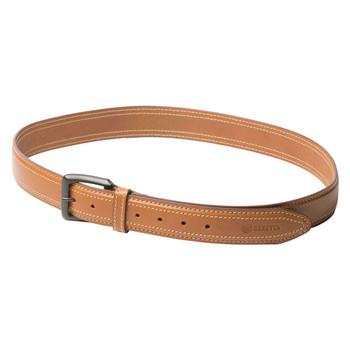 BERETTA Tactical Brown Leather Belt, Size 32 (E02095)
