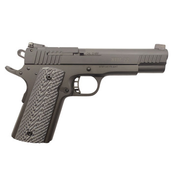 ROCK ISLAND ARMORY XT 22 Magnum Target .22 Mag 5in 14rd Black Parkerized Pistol (56789)