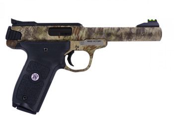 SMITH & WESSON SW22 Victory 22LR 5.5in 10rd Kryptec Highlander Pistol (10297)
