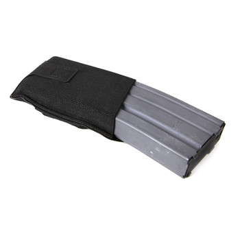 BLUE FORCE Belt Mounted High Rise Ten-Speed Black M4 Mag Pouch (BT-TSP-M4-HM-BK)