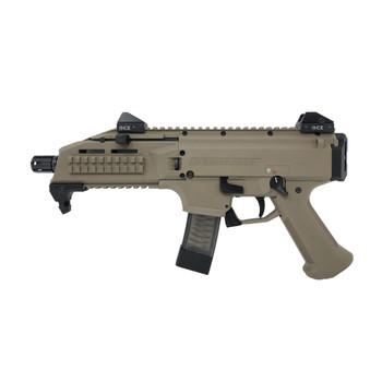 CZ USA Scorpion EVO 3 9mm 7.7in 20rd Semi-Automatic Pistol (91352)