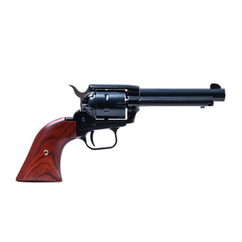 HERITAGE Rough Rider 22 LR 4.75in 6rd Single-Action Revolver (RR22B4)