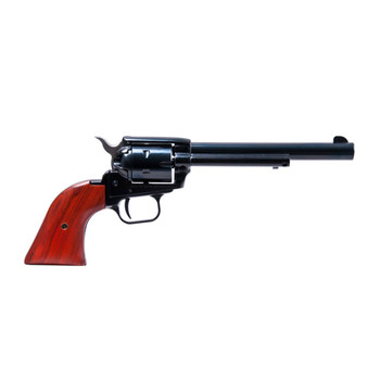 HERITAGE Rough Rider 22 LR 6.5in 6rd Single-Action Revolver (RR22B6)