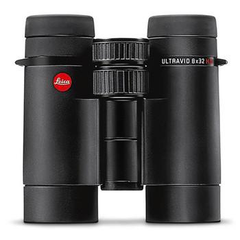 LEICA 8x32 Ultravid HD-PLUS Black Binocular (40090)