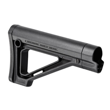 MAGPUL MOE Mil-Spec Black Buttstock For AR15/M16 (MAG480)