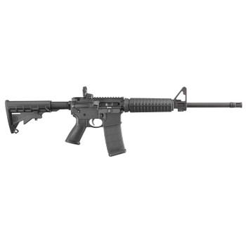 RUGER AR-556 5.56mm 16in 30rd Mag Semi-Auto Rifle (8500)