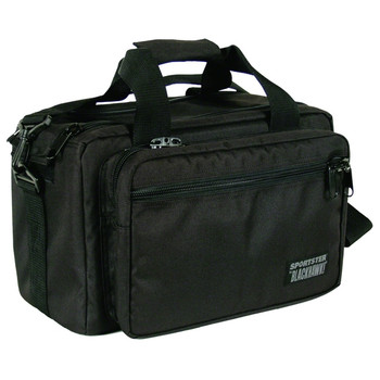 BLACKHAWK Sportster Pistol Black Range Bag (74RB02BK)