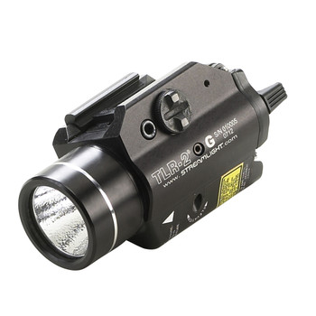 STREAMLIGHT TLR-2G 300 Lumens Weapon Light with Green Laser (69250)