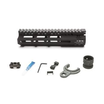 BRAVO COMPANY MCMR AR-15 5.56mm 8in Black M-LOK Rail (BCM-MCMR-8-556-BLK)