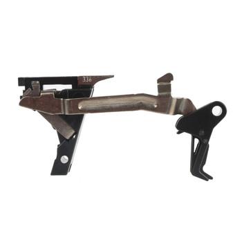 CMC TRIGGERS Drop-In Flat Trigger For Glock Gen 1-3 9mm (71501)