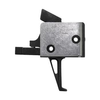 CMC TRIGGERS AR-15/AR-10 5-5.5lb Single Stage Large Pin Flat Trigger (93507)