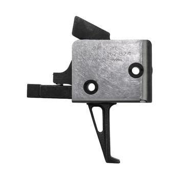 CMC TRIGGERS AR-15/AR-10 6-6.5lb Single Stage Large Pin Flat Trigger (94507)
