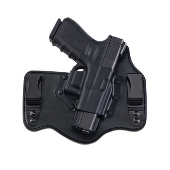 GALCO KingTuk S&W M&P Shield 9,40 Right Hand Polymer,Leather IWB Holster (KT652B)