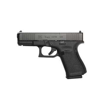 GLOCK G19 Gen5 MOS FX 9mm 4.02in 15rd Semi-Automatic Pistol (PA195S203MOS)