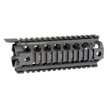 MIDWEST Generation 2 Built-In QD Points 4-Rail Carbine Length Handguard (MCTAR17G2)