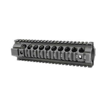 MIDWEST Generation 2 Black 4-Rail Mid-Length Handguard (MCTAR-21G2)