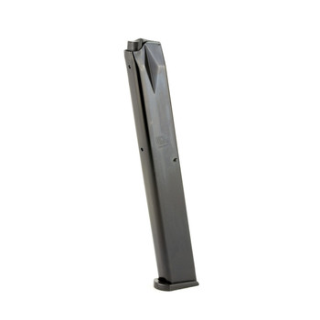 PROMAG Browning Hi-Power 9mm 32rd Steel Magazine (BRO-A6)