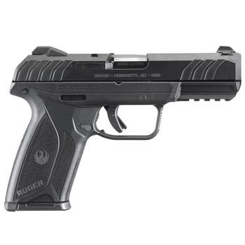 RUGER Security-9 9mm 4in Barrel 15Rd Pistol (3810)