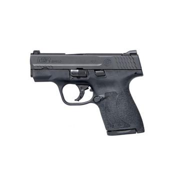 SMITH & WESSON M&P Shield M2.0 9mm 3.1in 1x7rd 1x8rd Black Semi-Automatic Pistol (11808)