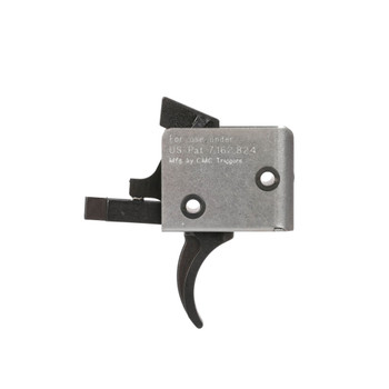 CMC TRIGGERS AR15/AR10 Competition Single Stage 2.5lb Curved Trigger (90501)