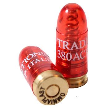 Traditions SNAP CAP 380 ACP 6pk (ASC380)