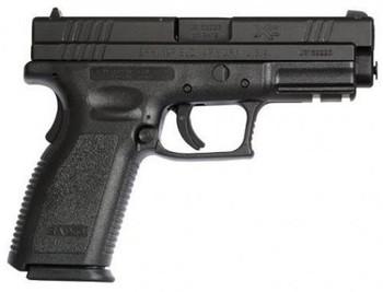 "SPRINGFIELD ARMORY XD Defenders Series 9mm 4"" Pistol, 16RD, Black (XDD9101HC)"
