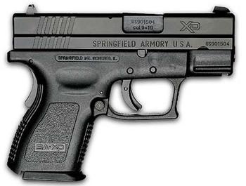 "SPRINGFIELD ARMORY  Xd Defender Pistol 9mm 3"" Barrel Subcompact 13 Rd (XDD9801HC)"