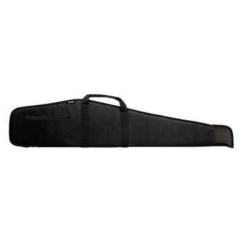 BULLDOG CASES Deluxe 48in Single Scoped Rifle Black Case (BD200)