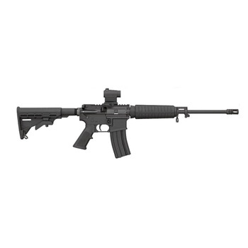 BUSHMASTER Quick Response 5.56mm 16in 30rd Mag Mini Red-Dot Carbine Rifle (91046)