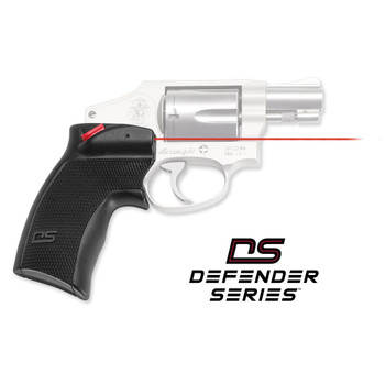 CRIMSON TRACE Accu-Grips Taurus/Smith & Wesson Red Laser Sight (DS-124)