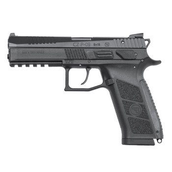 CZ USA P-09 Duty 9mm 4.5in 19rd Semi-Automatic Pistol (91620)