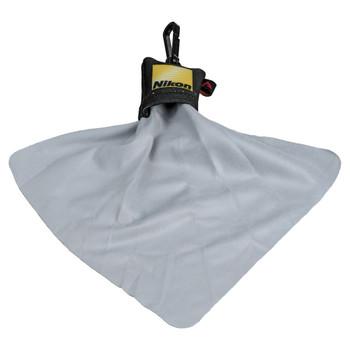 NIKON Small Micro Fiber Cleaning Cloth (8072)