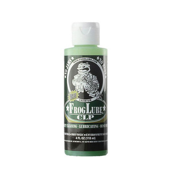 FROGLUBE CLP Liquid 4oz Bottle Lubricant/Cleaner (14826)
