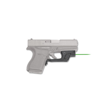 CRIMSON TRACE Laserguard with Green Laser For Glock 42/43 (LG-443G)