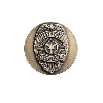 ASP Guardian G1 Police Officer Logo Handcuff Key (56305)