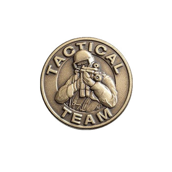 ASP Guardian G1 Tactical Team Logo Handcuff Key (56308)