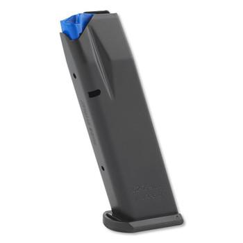 MEC-GAR CZ-75 9mm 17 Round Black Anti-Friction Coating Magazine (MGCZ7517AFC)