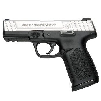 S&W SD9VE 9mm 4in 16rd Two-Tone Semi-Automatic Pistol (223900)